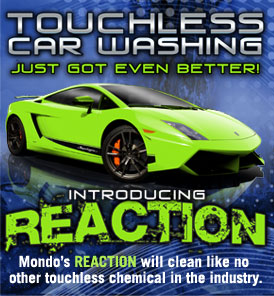 Reaction Touchless Car Wash